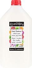 Parfumuri și produse cosmetice Gel dezinfectant - Bluxcosmetics Naturaphy Hand Sanitizer