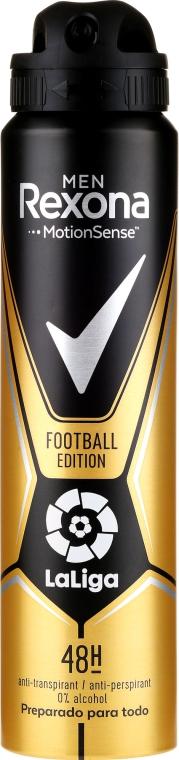 Deodorant pentru bărbați - Rexona Men MotionSense La Liga Football Edition Antiperspirant