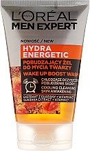 Parfumuri și produse cosmetice Gel de curățare pentru față - L'Oreal Paris Men Expert Hydra Energetic
