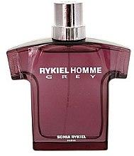 Parfumuri și produse cosmetice Sonia Rykiel Rykiel Homme Grey - Apă de toaletă (tester cu capac)