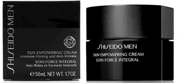 Cremă regenerantă pentru față - Shiseido Men Skin Empowering Cream — Imagine N2