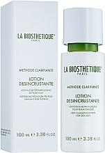 Parfumuri și produse cosmetice Loțiune de curățare pentru ten gras - La Biosthetique Methode Clarifiante Lotion Disincrustante