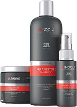 "Șampon pentru păr grav deteriorat ""Keratin Recovery"" - Indola Innova Kera Restore Shampoo — Imagine N2"