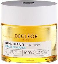 Parfumuri și produse cosmetice Balsam de noapte pentru față și gât - Decleor Hydra Floral Night Balm Neroli Bigarade