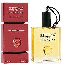 Parfumuri și produse cosmetice Esteban Modern Chypre - Apă de toaletă (tester cu capac)