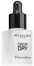 Parfumuri și produse cosmetice Lac uscător de unghii - Mesauda Milano Drop Dry 112