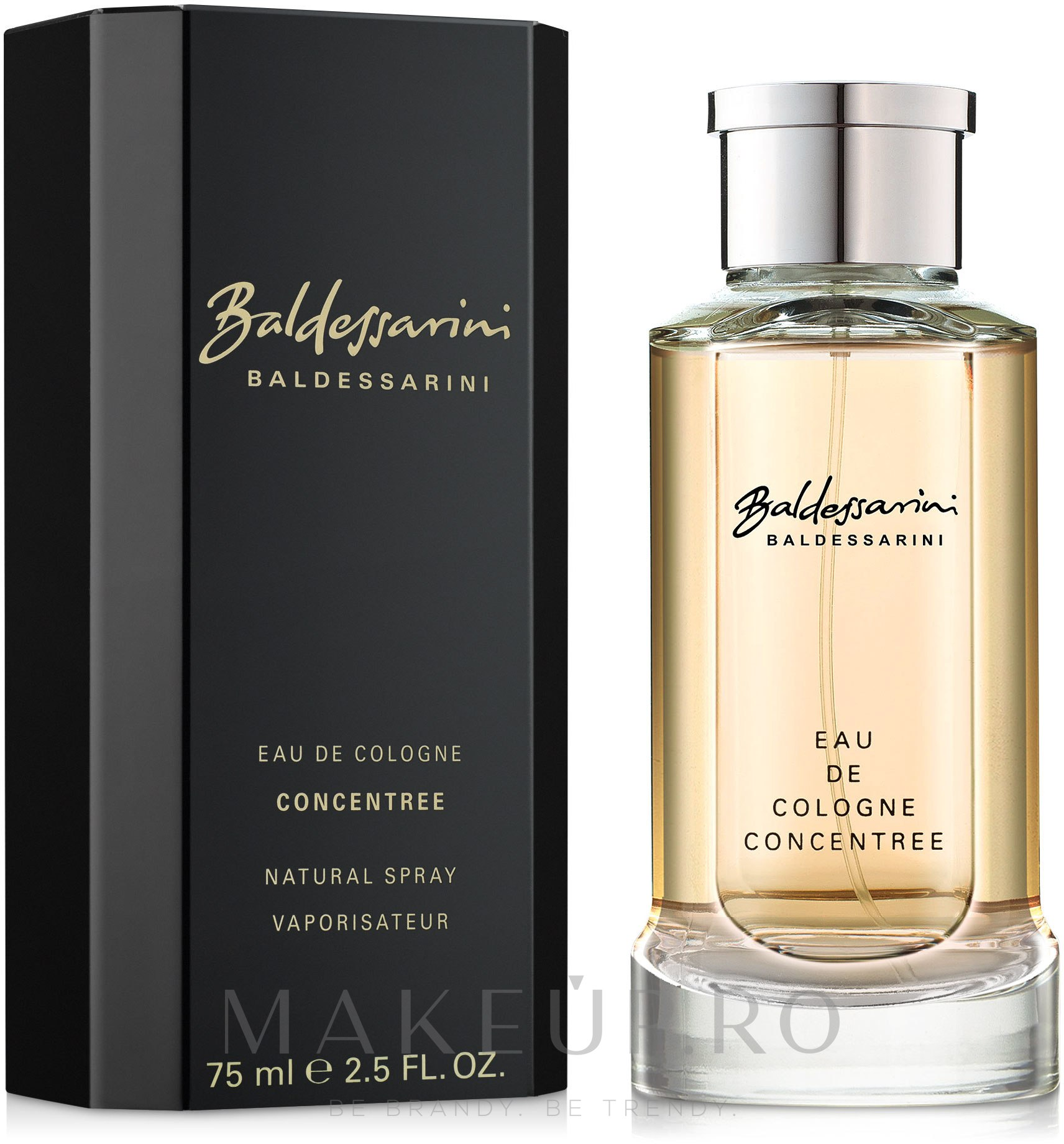 Baldessarini Concentree - Apă De Colonie (Concentrat)  — Imagine 75 ml
