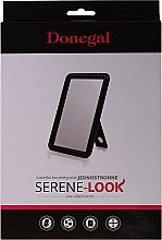 Oglindă dreptunghiulară, 9256, neagră - Donegal Mirror — Imagine N2