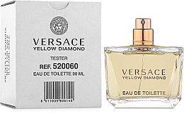 Versace Yellow Diamond - Apă de toaletă (tester fără capac) — Imagine N2