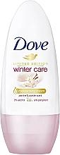 """Parfumuri și produse cosmetice Deodorant Roll-On """"Îngrijire de iarnă"""" - Dove Deo-Roll-on Winter Care"""