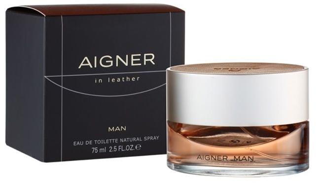 Aigner In Leather Man - Apă de toaletă — Imagine N1