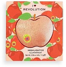 Parfumuri și produse cosmetice Iluminator - I Heart Revolution Tasty 3D Highlighter