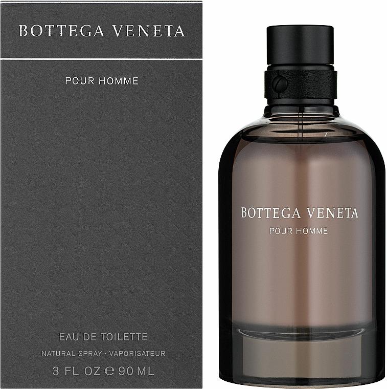 Bottega Veneta Pour Homme - Apă de toaletă — Imagine N2