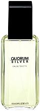 Parfumuri și produse cosmetice Antonio Puig Quorum Silver - Apă de toaletă