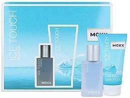 Parfumuri și produse cosmetice Mexx Ice Touch Woman - Set (edt/15ml + sh/gel/50ml)
