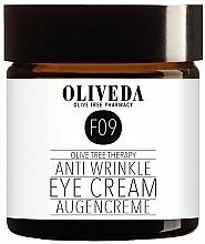 Parfumuri și produse cosmetice Cremă pentru zona ochilor - Oliveda F09 Anti Wrinkle Eye Cream