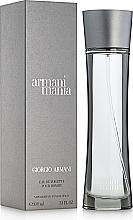 Giorgio Armani Mania Pour Homme - Apă de toaletă — Imagine N2