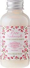 Parfumuri și produse cosmetice Cremă de duș - Institut Karite Rose Mademoiselle Shea Cream Wash (Mini)