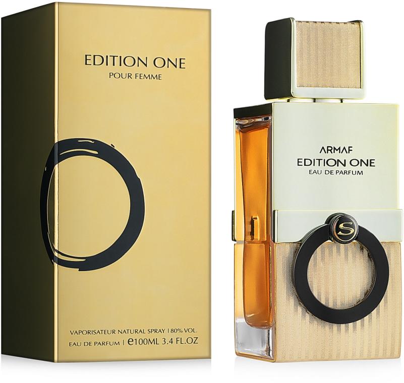 Armaf Edition One - Apă de parfum — Imagine N2