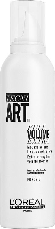 Spumă pentru Extra Volum - L'Oreal Professionnel Tecni.art Full Volume Extra — Imagine N1