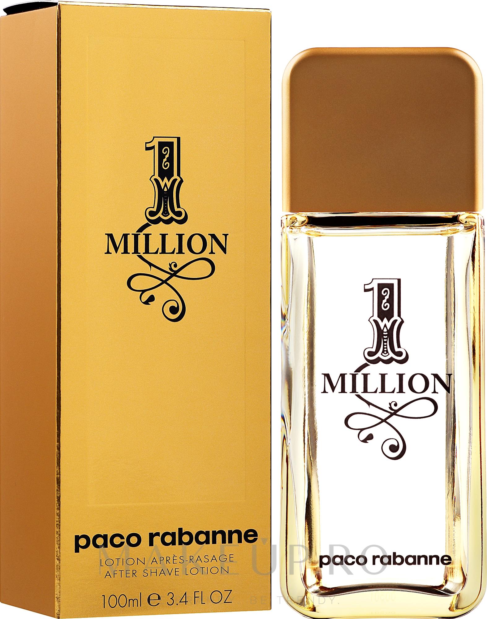 Paco Rabanne 1 Million - Loțiune după ras — Imagine 100 ml
