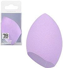Parfumuri și produse cosmetice Burete de machiaj, violet - Tools For Beauty Olive 2 Cut Makeup Sponge Purple