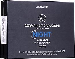 Parfumuri și produse cosmetice Fiole de noapte pentru față - Germaine de Capuccini Timexpert SRNS Night Sleeping-Cure