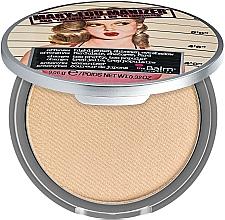 Parfumuri și produse cosmetice Iluminator, shimmer și fard - theBalm Mary-Lou Manizer Highlighter & Shadow (tester)