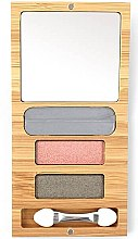 Parfumuri și produse cosmetice Farduri pentru pleoape - ZAO Secret Garden Refillable Eyeshadow Duo