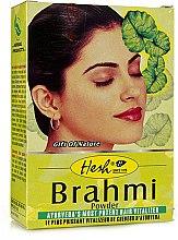 Parfumuri și produse cosmetice Mască de păr - Hesh Brahmi Powder