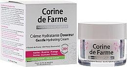Parfumuri și produse cosmetice Cremă pentru ten uscat și sensibil - Corine de Farme