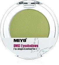 Parfumuri și produse cosmetice Fard de pleoape - Miyo Omg Eyeshadows