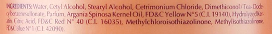 Balsam hidratant pentru păr cu ulei de argan - Kativa Argan Oil Conditioner — Imagine N7