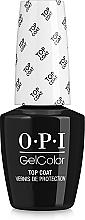 Parfumuri și produse cosmetice Top coat pentru oja semipermanentă - O.P.I. GelColor Top Coat