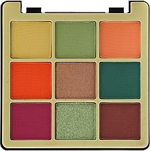 Parfumuri și produse cosmetice Paletă fard de ochi - Anastasia Beverly Hills Norvina Pro Pigment Mini №2