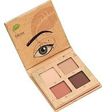 Parfumuri și produse cosmetice Paletă farduri de ochi - Felicea Natural Eyeshadow