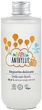 Parfumuri și produse cosmetice Gel-spumă de baie pentru copii - Anthyllis Zero Baby Delicate Bath