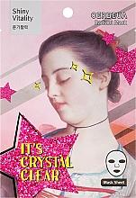 Parfumuri și produse cosmetice Mască de față - Oerbeua Shiny Vitality Radiant Mask