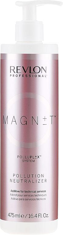 Neutralizator împotriva impurităților - Revlon Professional Magnet Pollution Neutralizer — Imagine N1