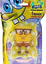"Burete de baie ""SpongeBob"", SpongeBob cu ochelari - Suavipiel Sponge Bob Bath Sponge — Imagine N3"