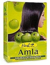 """Parfumuri și produse cosmetice Pudră de păr """"Amla"""" - Hesh Amla Powder"""