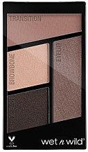 Parfumuri și produse cosmetice Paletă de machiaj - Wet N Wild Color Icon Eyeshadow Quad