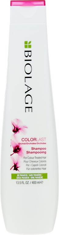 Șampon pentru protecția părului vopsit - Biolage Colorlast Shampoo — Imagine N3