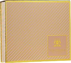 Parfumuri și produse cosmetice Trussardi Delicate Rose - Set (edt/30ml + b/l/30mlx2)