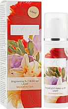 Parfumuri și produse cosmetice Fluid cu efect de iluminare 8în1 - Ryor Decorative Care Brightening Makeup 8in1