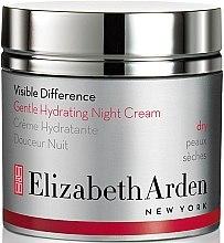 Parfumuri și produse cosmetice Cremă hidratantă de noapte - Elizabeth Arden Visible Difference Gentle Hydrating Night Cream (tester)
