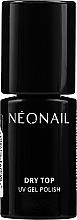 Parfumuri și produse cosmetice Top coat pentru oja semipermanentă - NeoNail Professional Top Dry