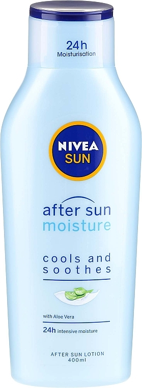 Loțiune hidratantă cu Aloe Vera - Nivea Sun Care — Imagine N1