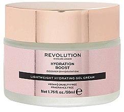 Parfumuri și produse cosmetice Cremă- gel hidratant - Makeup Revolution Lightweight Hydrating Gel Cream