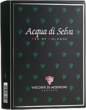 Visconti di Modrone Acqua di Selva - Apă de colonie — Imagine N1